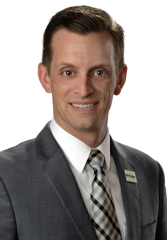 Justin Evans, Senior Vice President of Sales and Marketing