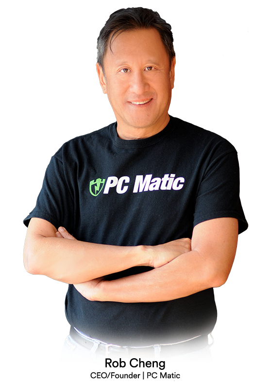 Rob Cheng, CEO & Founder PC Pitstop LLC