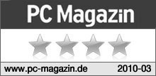GOOD Rating PC Magazin