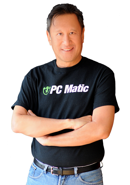 Rob Cheng, CEO & Founder PC Matic Inc